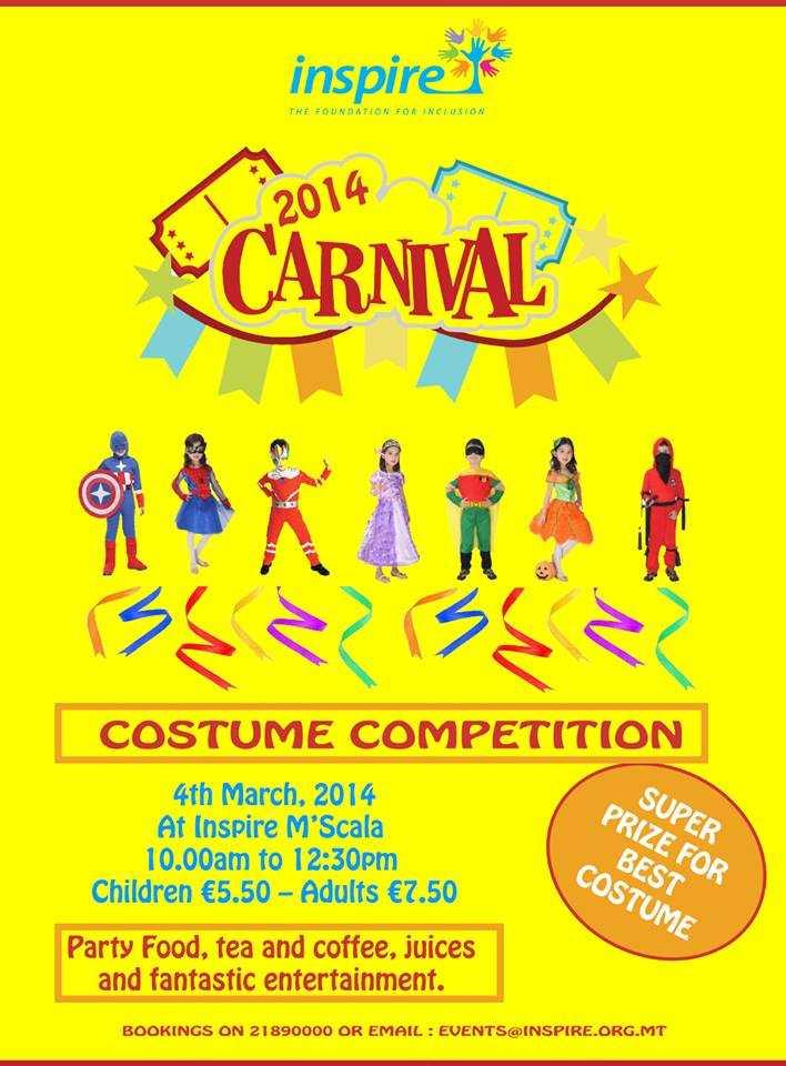 inspire carnival