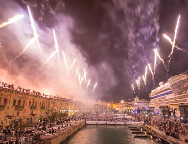Valletta Cruise Port, Malta