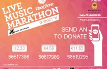 Live Music Marathon in aid of charity at Talbot & Bons