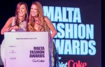 Diet Coke couture for Malta Fashion Awards
