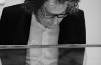 Pianist Stefan Cassar at the Manoel