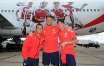 Gunners go via Emirates