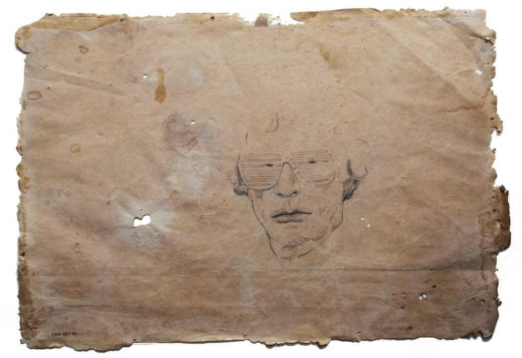 Gaddafi West 2011_ Adrian Abela_