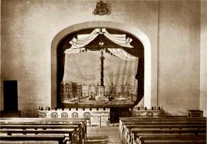03 Malta.fEB.1899.Corradino Canteen theatre. Seating capacity, aprox. 1000