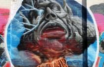 Chris 'Seapuppy' Jensen, street artist