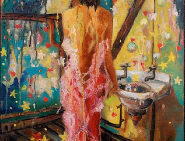 Bathroom Princess by Selina Scerri