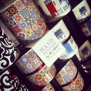 Tile patterned goodies