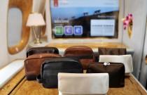 Bags of luxury on Emirates
