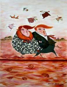 Blow! by Marisa Attard