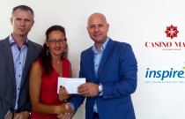 Casino Malta funds Inspire's Winter Programme