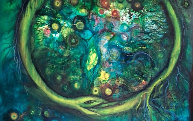 Xaxa Calleja, Painter