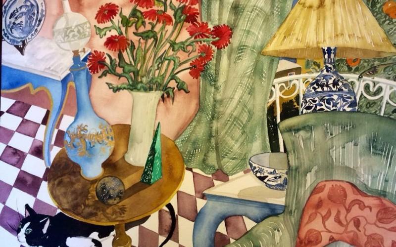 Kenneth Zammit Tabona, Artist and Illustrator.