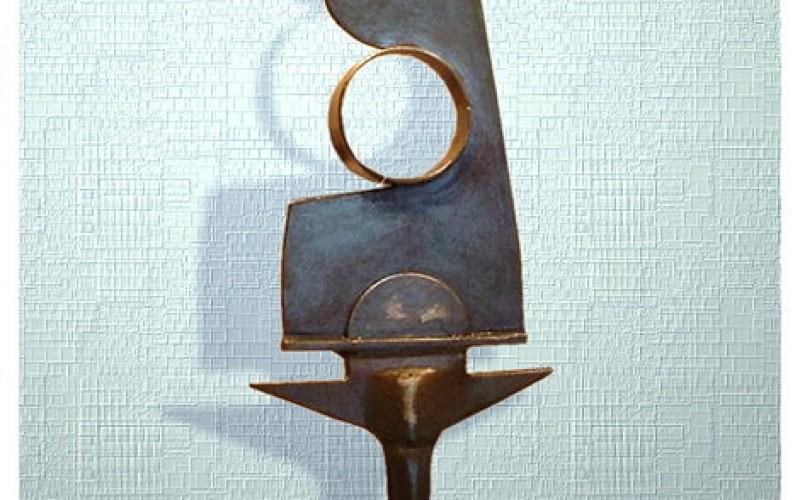 Guzeppi Theuma, sculptor, ceramicist and painter