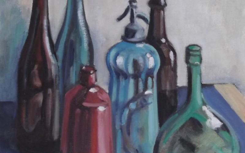 Gilbert Fenech, Painter