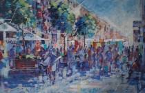 Winston Hassall, Painter
