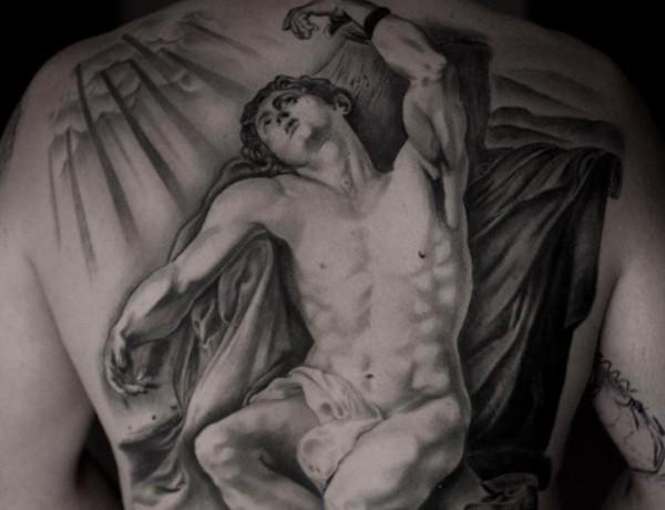 Thomaz Cauchi – First Martyrdom of St Sebastian