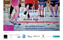 Active Age Intergenerational Dialogue –  An Exhibition from a Conversation across Generations