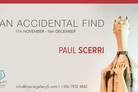 Paul Scerri exhibition