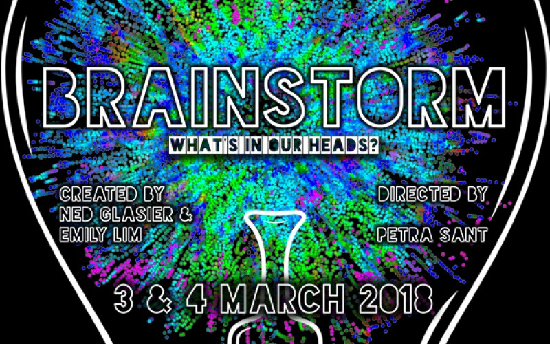 Masquerade Theatre Company presents BRAINSTORM