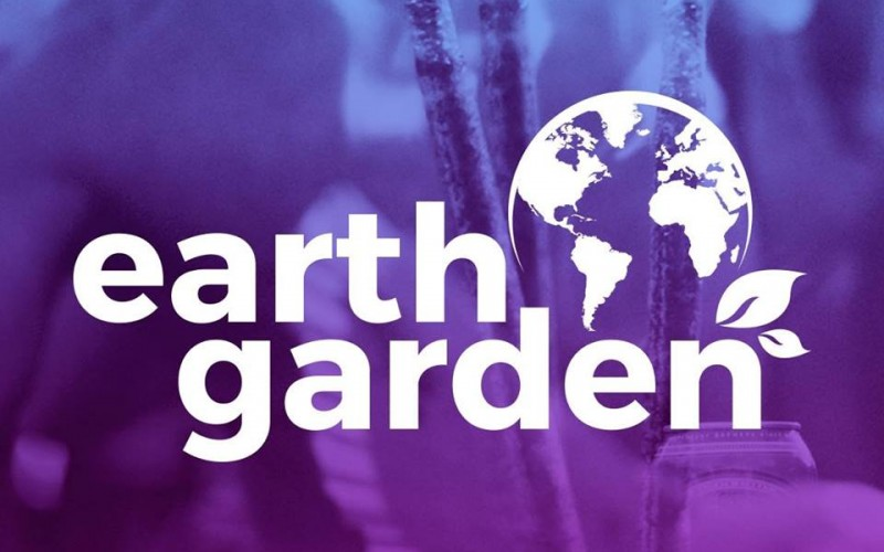 The Earth Garden Festival 2018 starts soon!