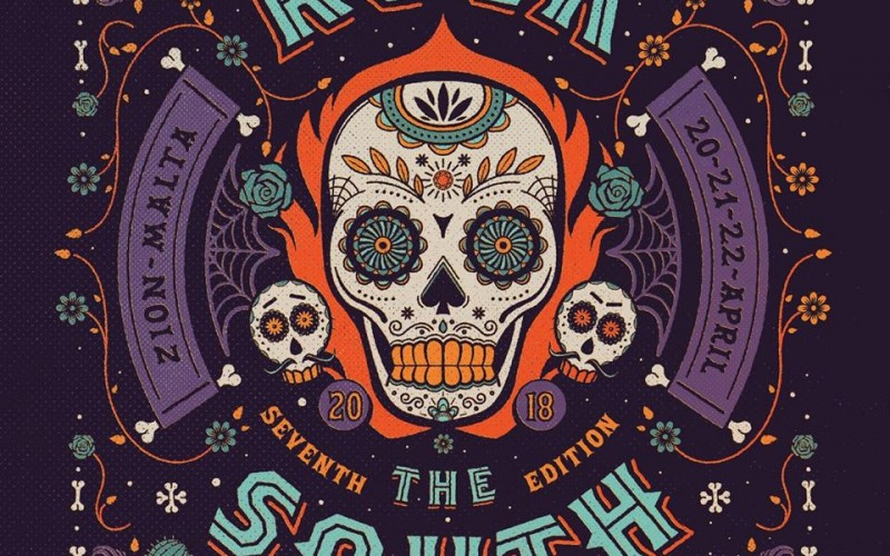 The alternative 'Rock The South' music festival starts this weekend
