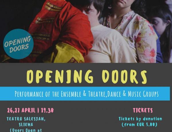 Opening Doors Poster (002)