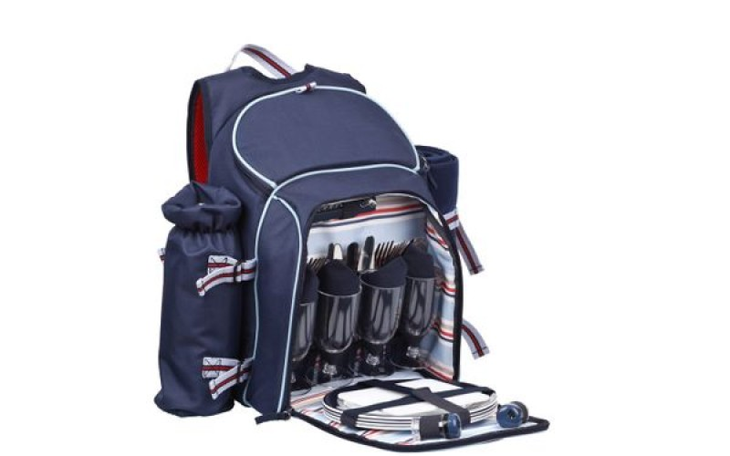 Roaming here or there, there's a picnic backpack for that!