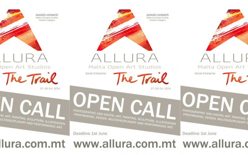 Allura – Open Call for Artists