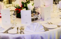 Glamorous Gala Dinner In Aid of Beyond the Moon