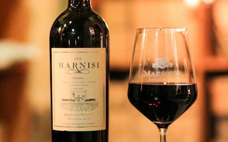 Marsovin's MARNISI – First Premium Maltese Wine to be Certified 'Organic'