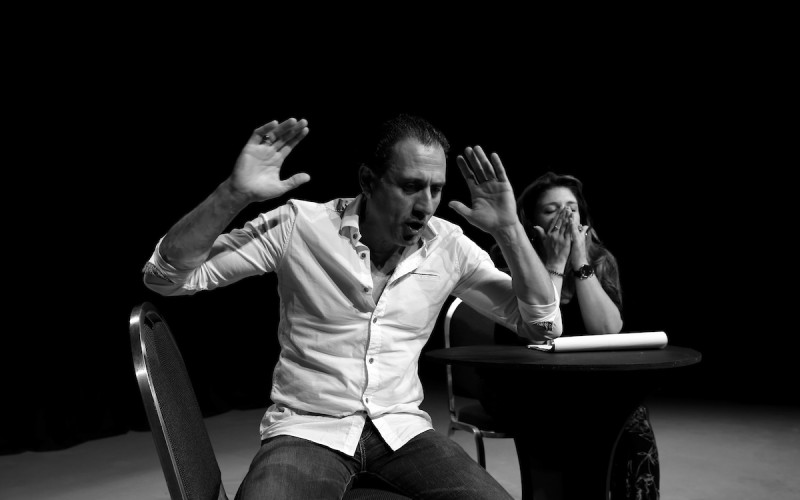 Stitching – the banned play finally on stage