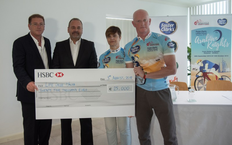 €25,000 Donation Goes A Long Way