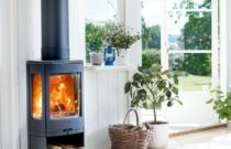 It's soon time to use the wood burning stove….
