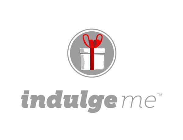IndulgeMeGift-logo icon silver